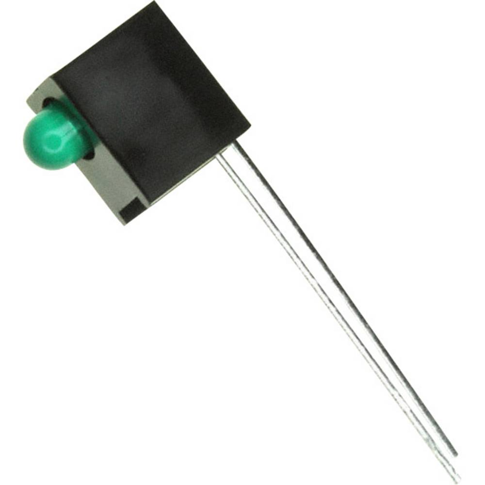 LED-Baustein (value.1317427) Broadcom (L x B x H) 15.41 x 8.84 x 4.65 mm Grøn