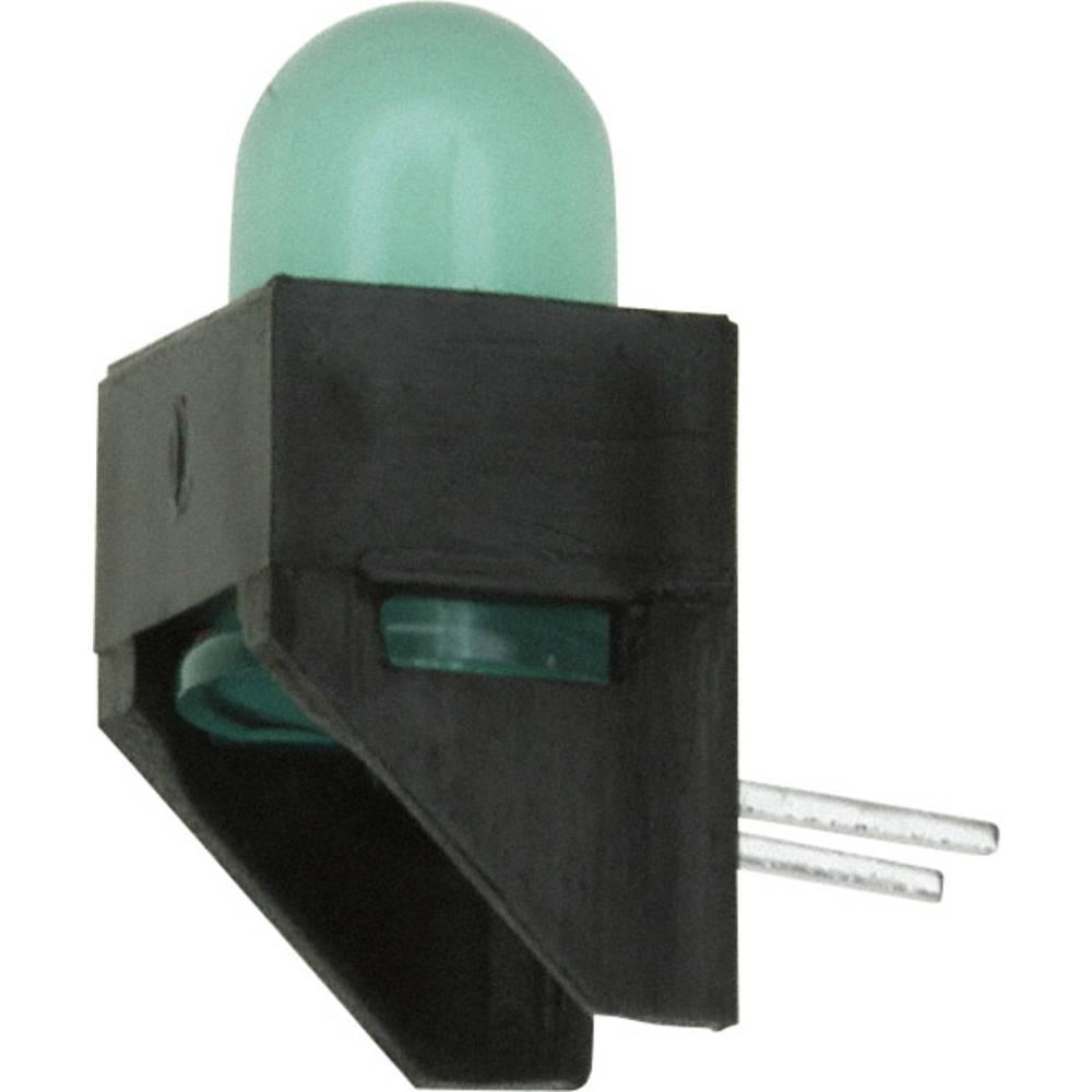 LED-Baustein (value.1317427) Broadcom (L x B x H) 11.07 x 9.02 x 6.21 mm Grøn