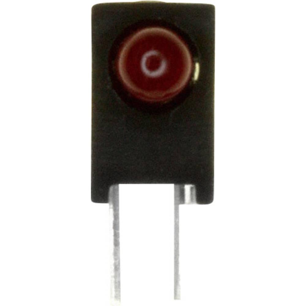 LED-Baustein (value.1317427) Broadcom (L x B x H) 10.87 x 8.84 x 4.65 mm Rød