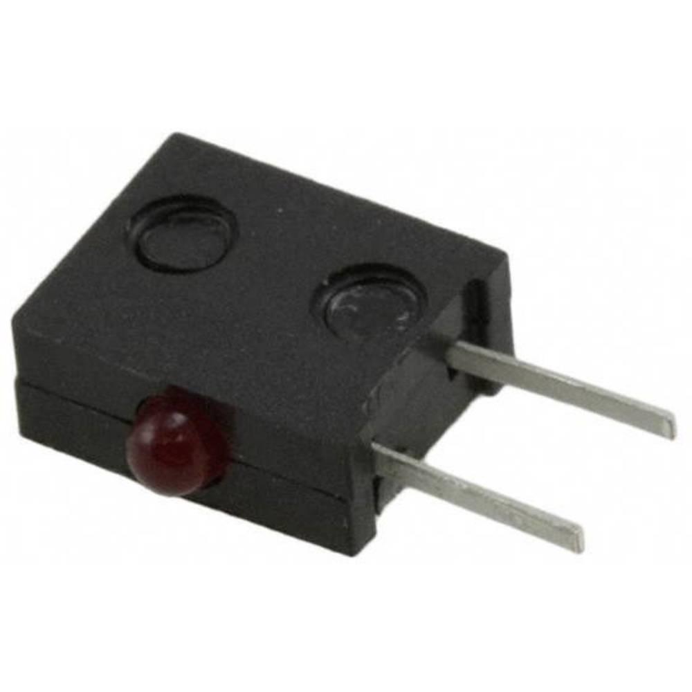 LED-komponent Broadcom (L x B x H) 11.05 x 6.6 x 2.62 mm Rød