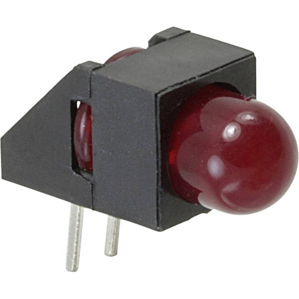 LED-Baustein (value.1317427) Broadcom (L x B x H) 11.07 x 9.02 x 6.21 mm Rød