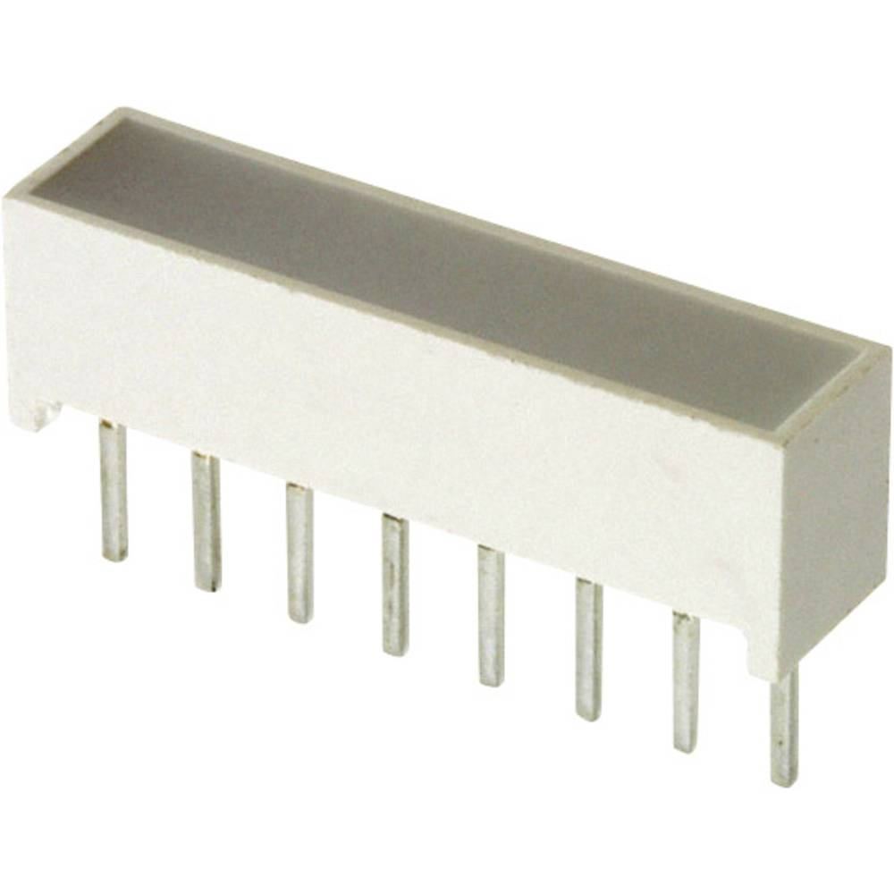 Panel-LED Broadcom (L x B x H) 20.32 x 10.28 x 4.95 mm Rød