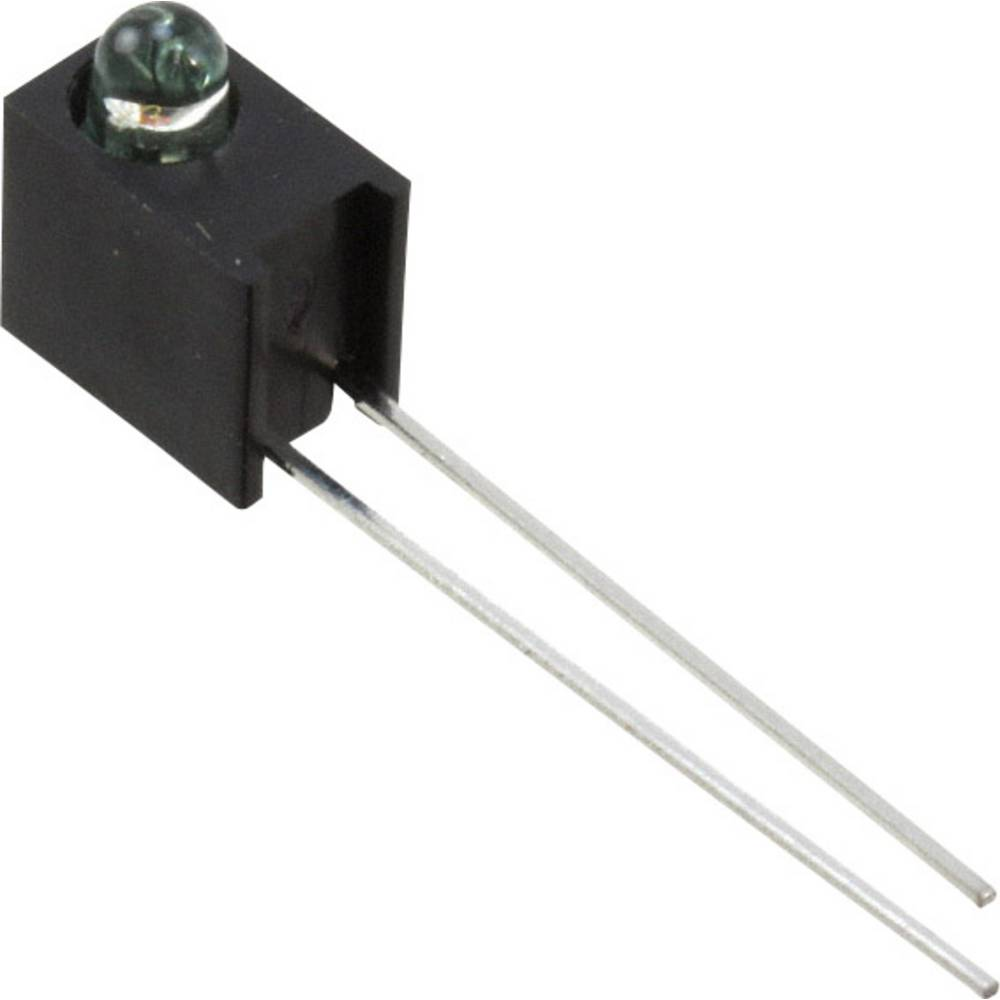 LED-Baustein (value.1317427) Broadcom (Ø x L) 3.43 mm x 31.97 mm Grøn