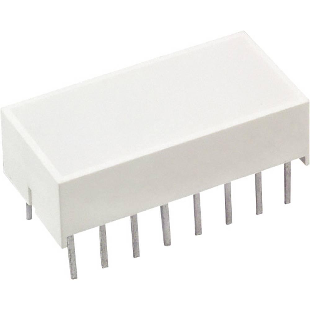 LED-komponent LUMEX (L x B x H) 20.04 x 10.1 x 9.94 mm Gul