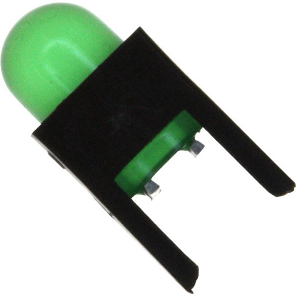 LED-Baustein (value.1317427) LUMEX (L x B x H) 12.8 x 9.58 x 6.2 mm Grøn