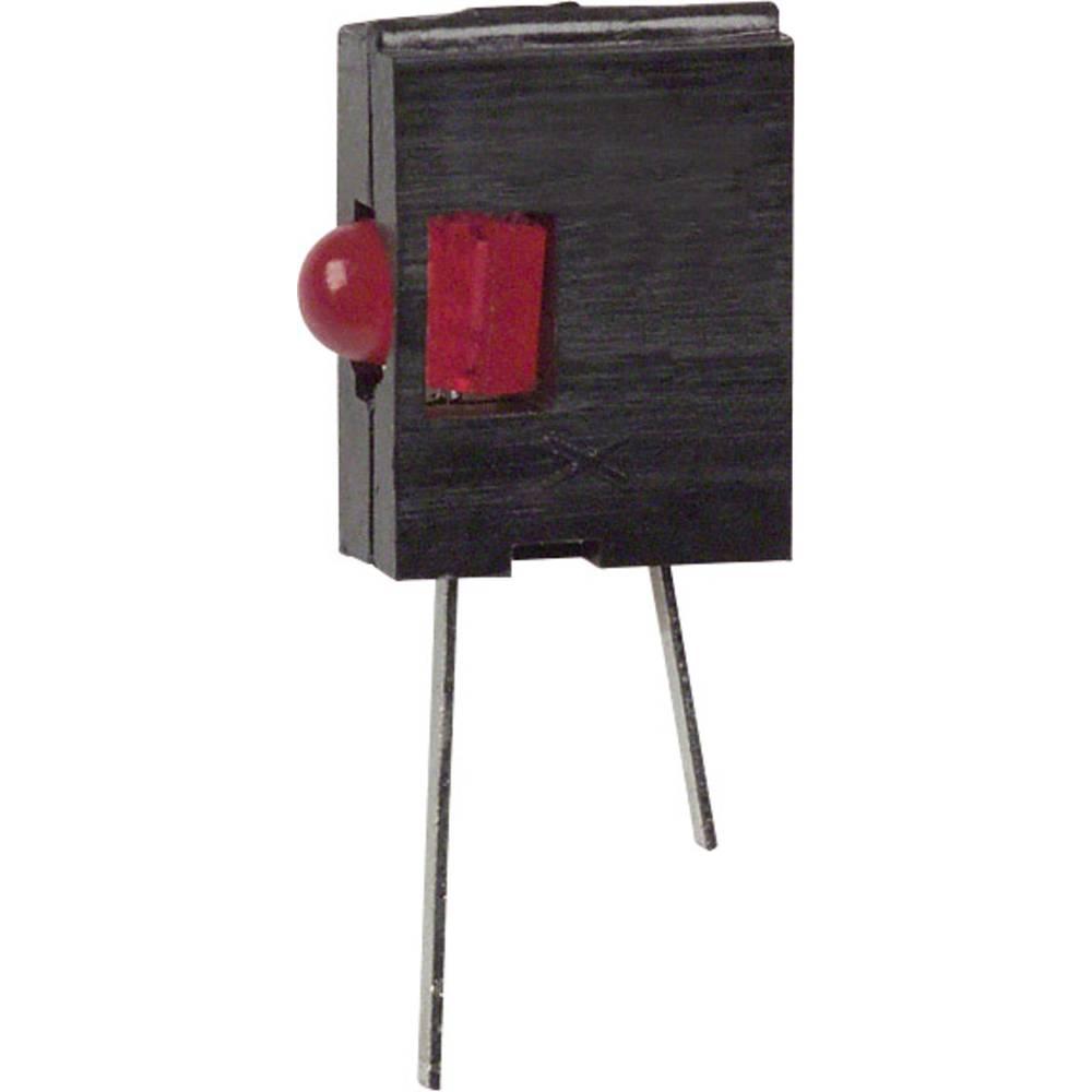 LED-Baustein (value.1317427) LUMEX (L x B x H) 12.6 x 5.88 x 2.4 mm Rød