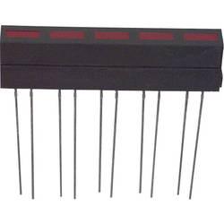 LED-Reihe (value.1317426) LUMEX (L x B x H) 35.5 x 33.4 x 6.1 mm Rød