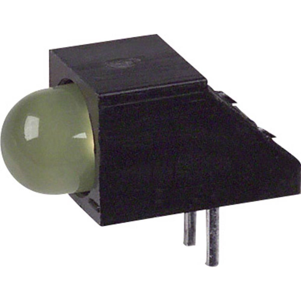 LED-Baustein (value.1317427) LUMEX (L x B x H) 12.4 x 9.18 x 6 mm Gul