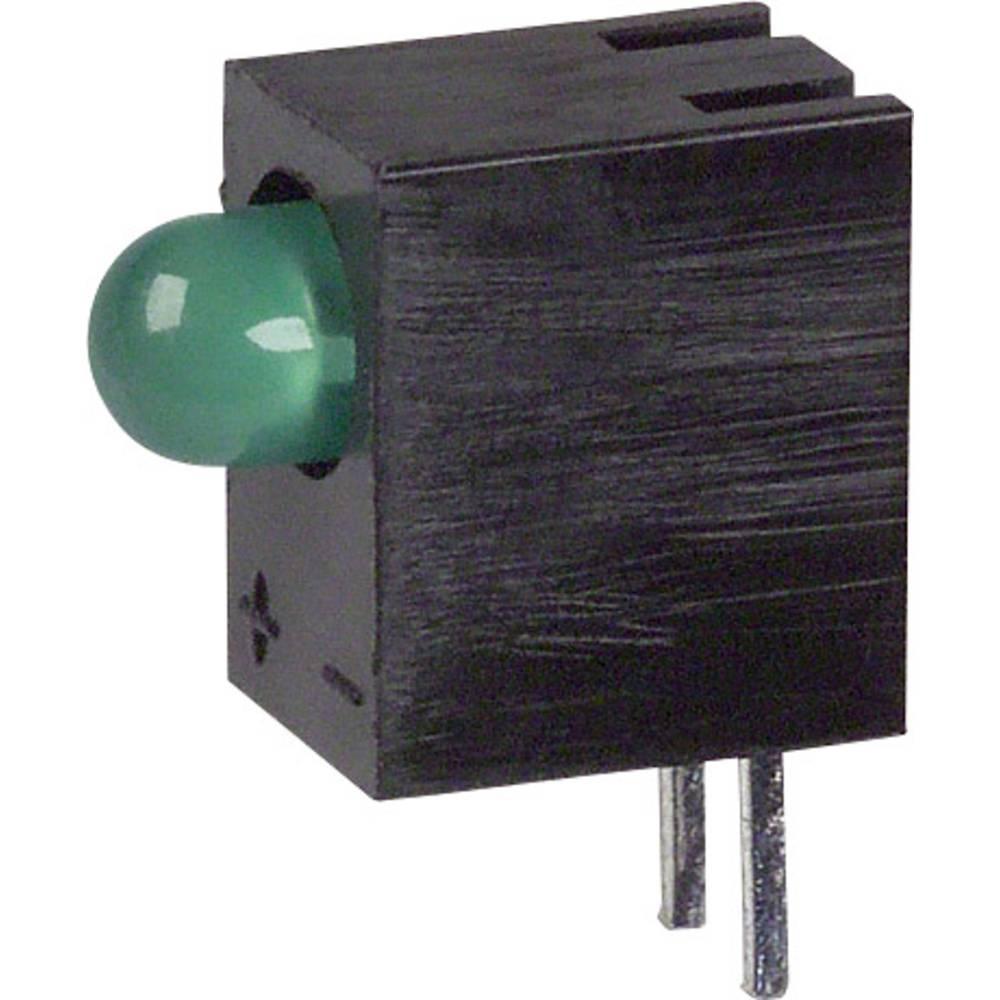 LED-Baustein (value.1317427) LUMEX (L x B x H) 10.58 x 8.9 x 4.6 mm Grøn
