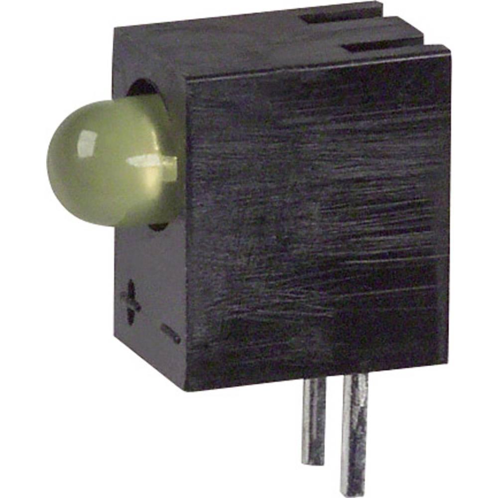 LED-komponent LUMEX (L x B x H) 10.58 x 8.9 x 4.6 mm Gul