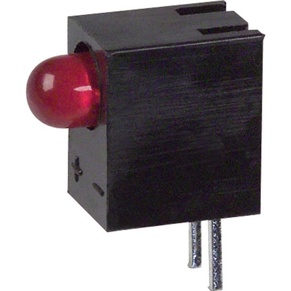 LED-komponent LUMEX (L x B x H) 10.58 x 8.9 x 4.6 mm Rød