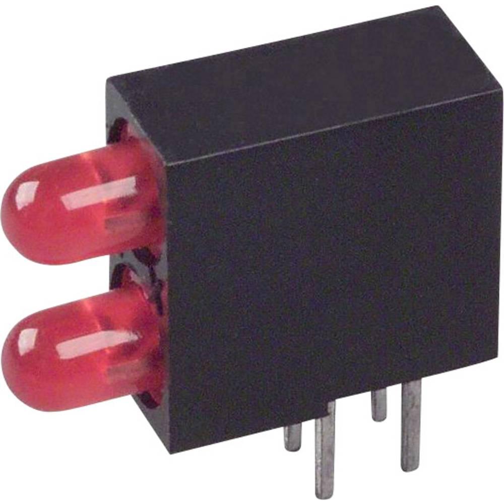 LED-komponent LUMEX (L x B x H) 14 x 12.88 x 4.6 mm Rød