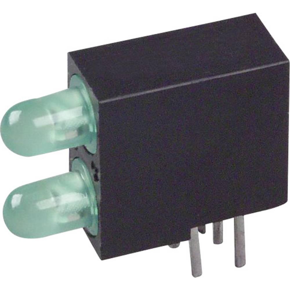 LED-Baustein (value.1317427) LUMEX (L x B x H) 14 x 12.88 x 4.6 mm Grøn