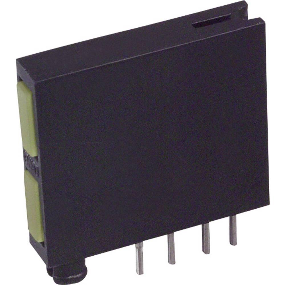 LED-Baustein (value.1317427) LUMEX (L x B x H) 18.84 x 17.77 x 3.61 mm Gul