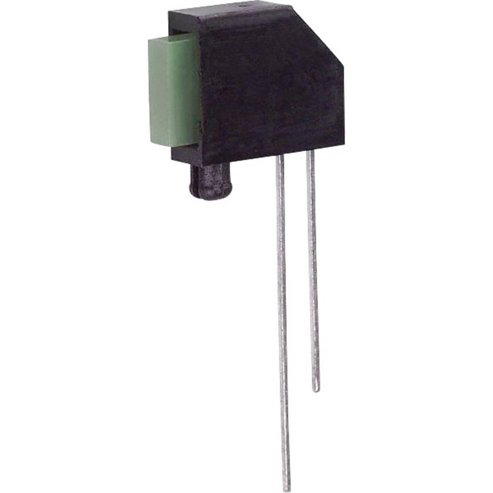 LED-komponent LUMEX (L x B x H) 32.99 x 14.64 x 3.6 mm Grøn