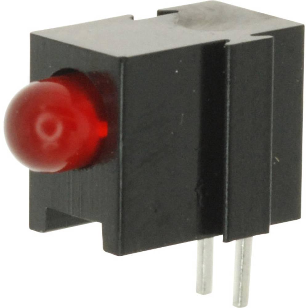 LED-Baustein (value.1317427) LUMEX (L x B x H) 11 x 10.28 x 6 mm Rød