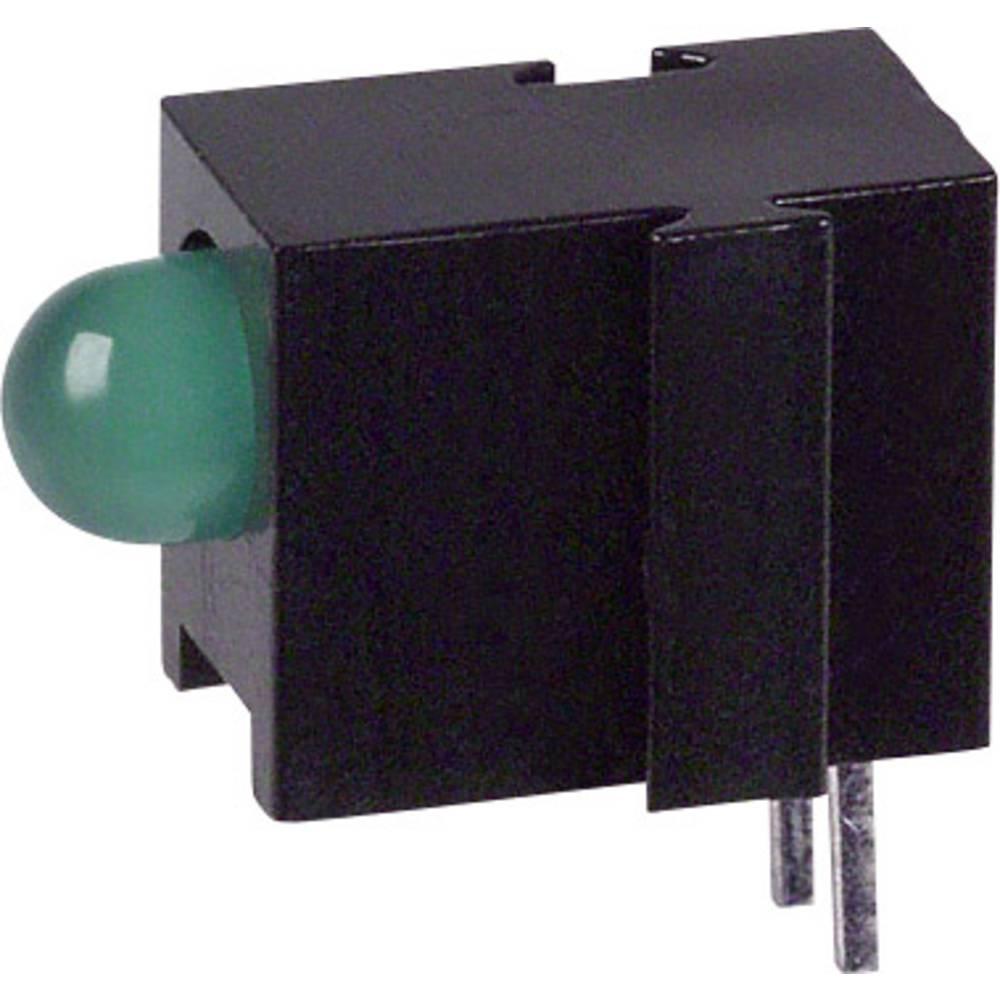 LED-Baustein (value.1317427) LUMEX (L x B x H) 11 x 10.28 x 6 mm Grøn