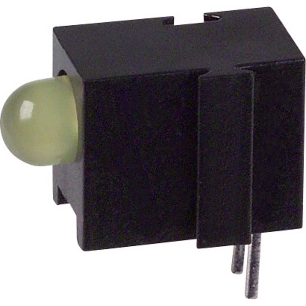 LED-Baustein (value.1317427) LUMEX (L x B x H) 11 x 10.28 x 6 mm Gul