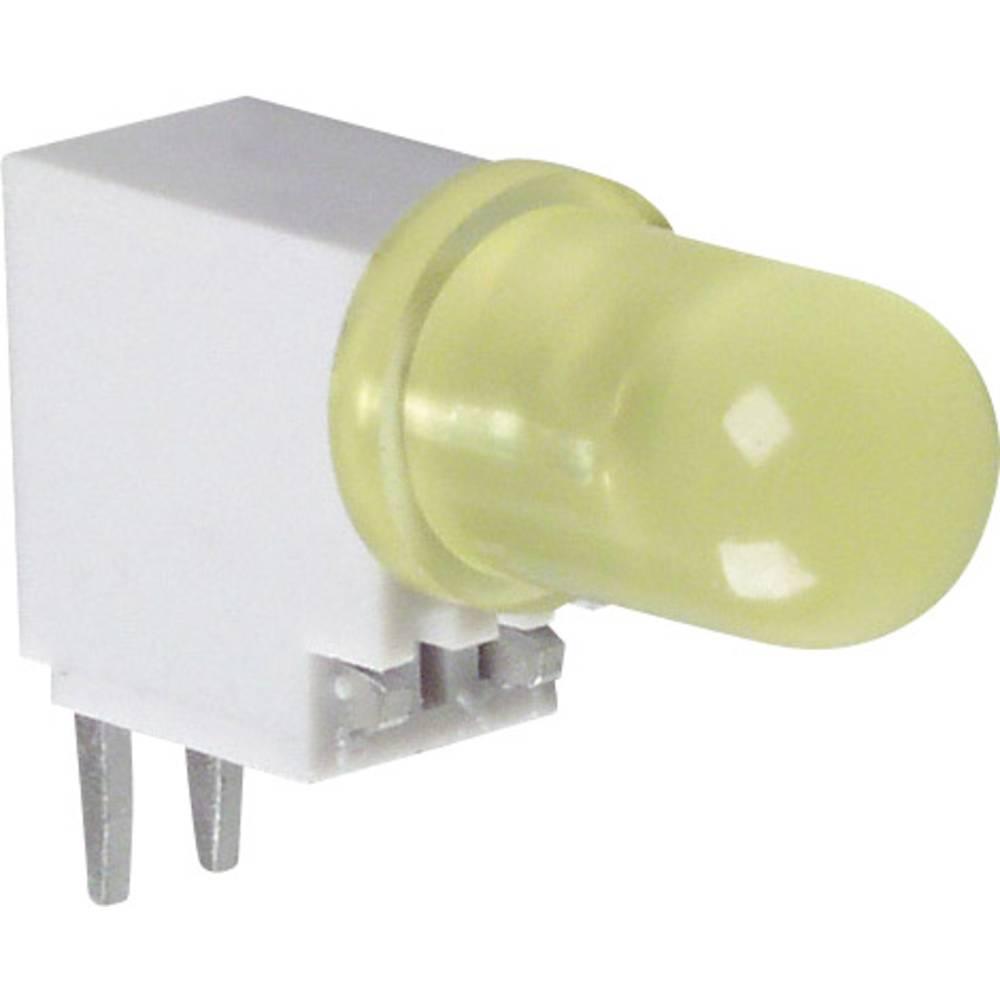LED-komponent LUMEX (L x B x H) 16.2 x 10.8 x 5.9 mm Gul