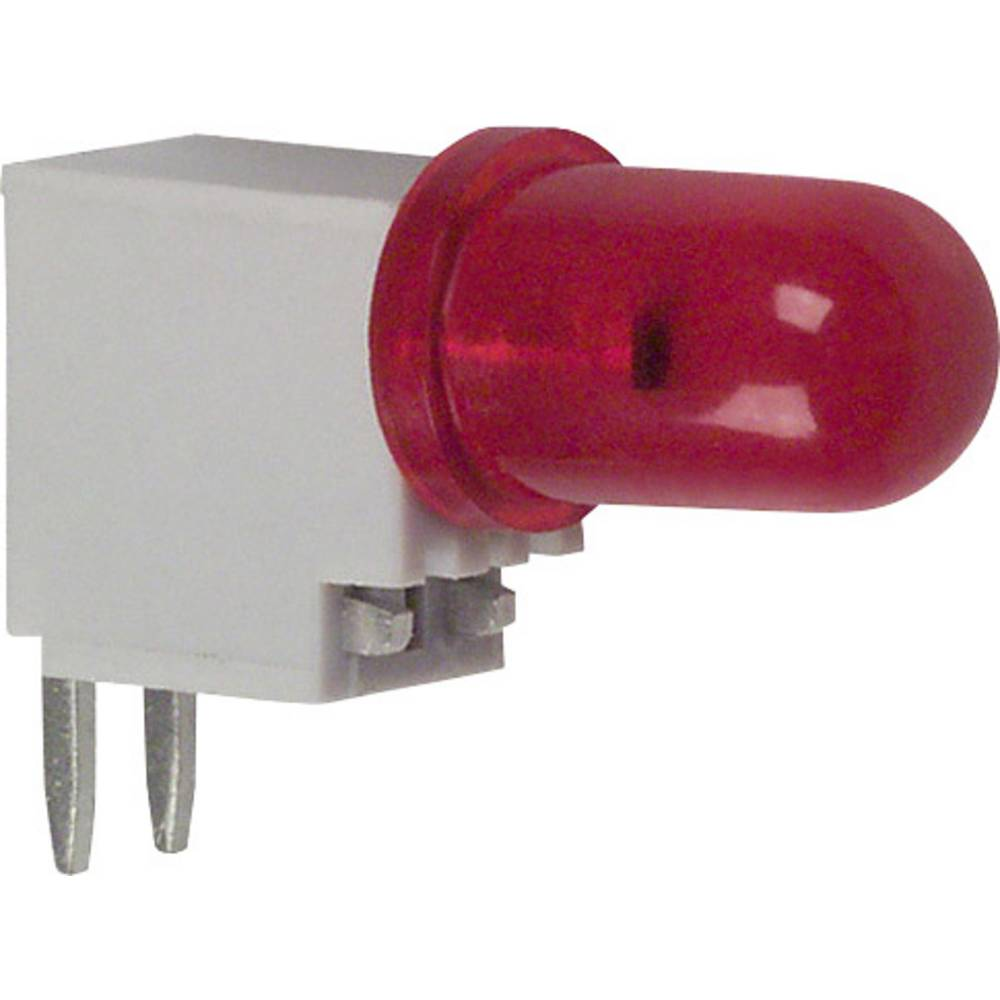 LED-Baustein (value.1317427) LUMEX (L x B x H) 16.2 x 10.8 x 5.9 mm Rød