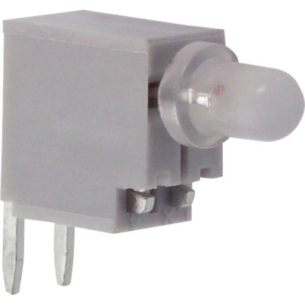 LED-komponent LUMEX (L x B x H) 14.37 x 10.82 x 4.5 mm Grøn, Rød