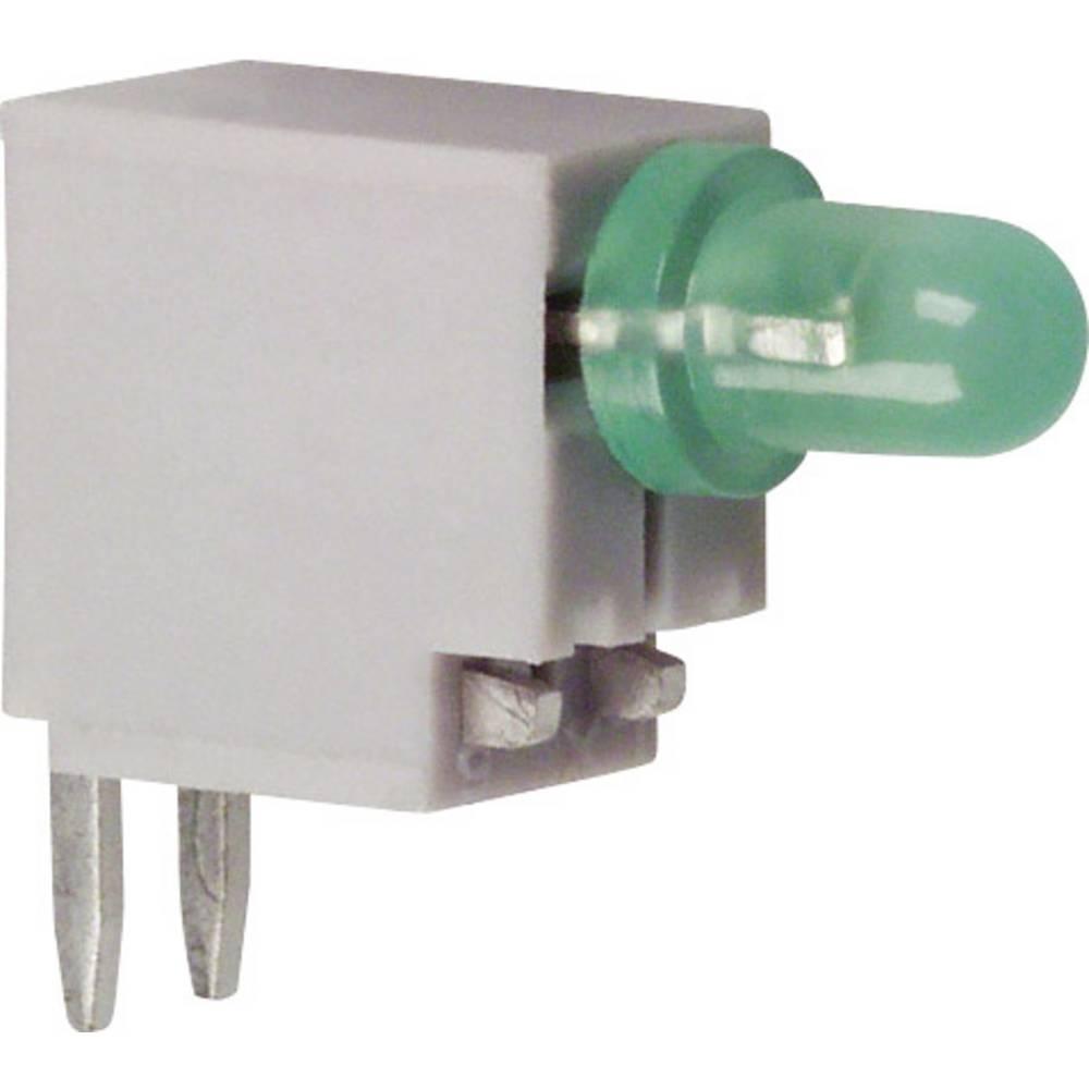 LED-komponent LUMEX (L x B x H) 13.92 x 10.82 x 4.5 mm Grøn