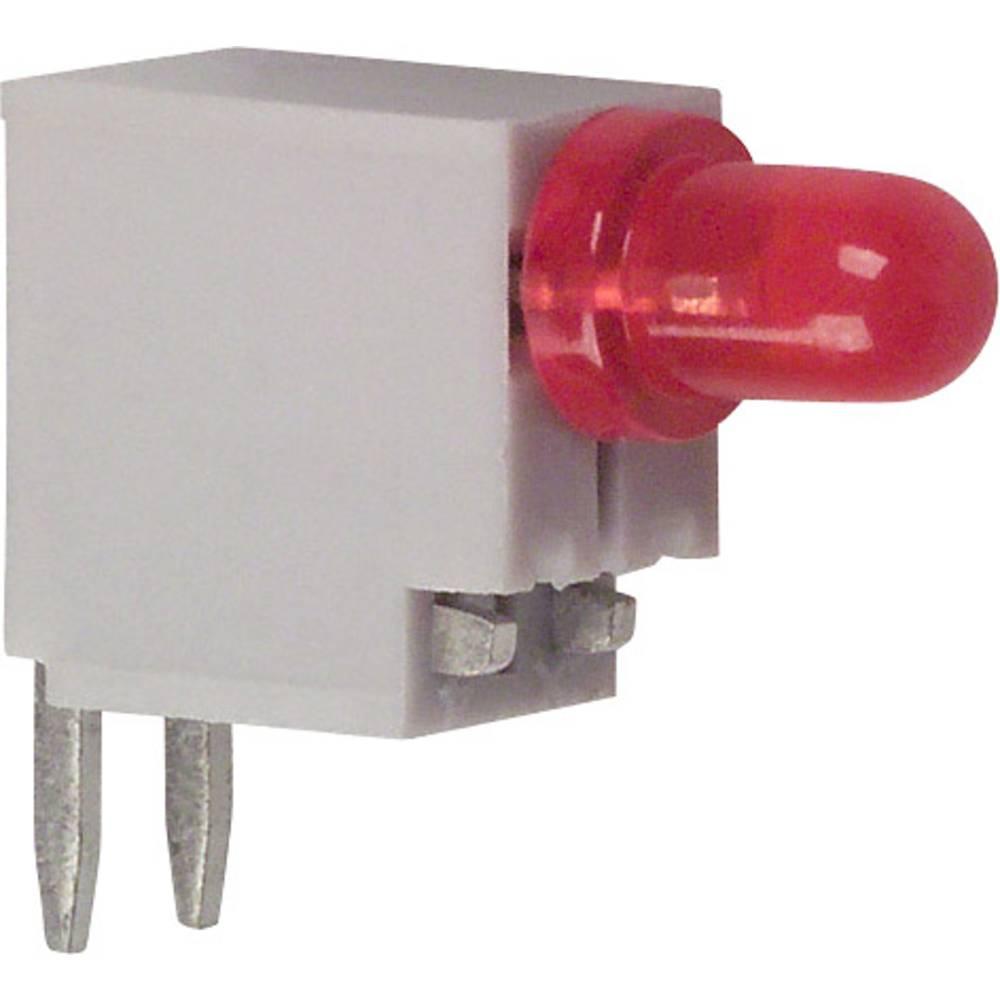LED-komponent LUMEX (L x B x H) 14.37 x 10.82 x 4.5 mm Rød
