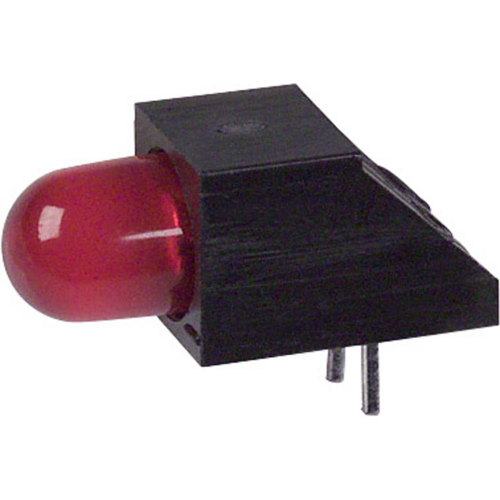 LED-komponent LUMEX (L x B x H) 13.9 x 9.18 x 6 mm Rød