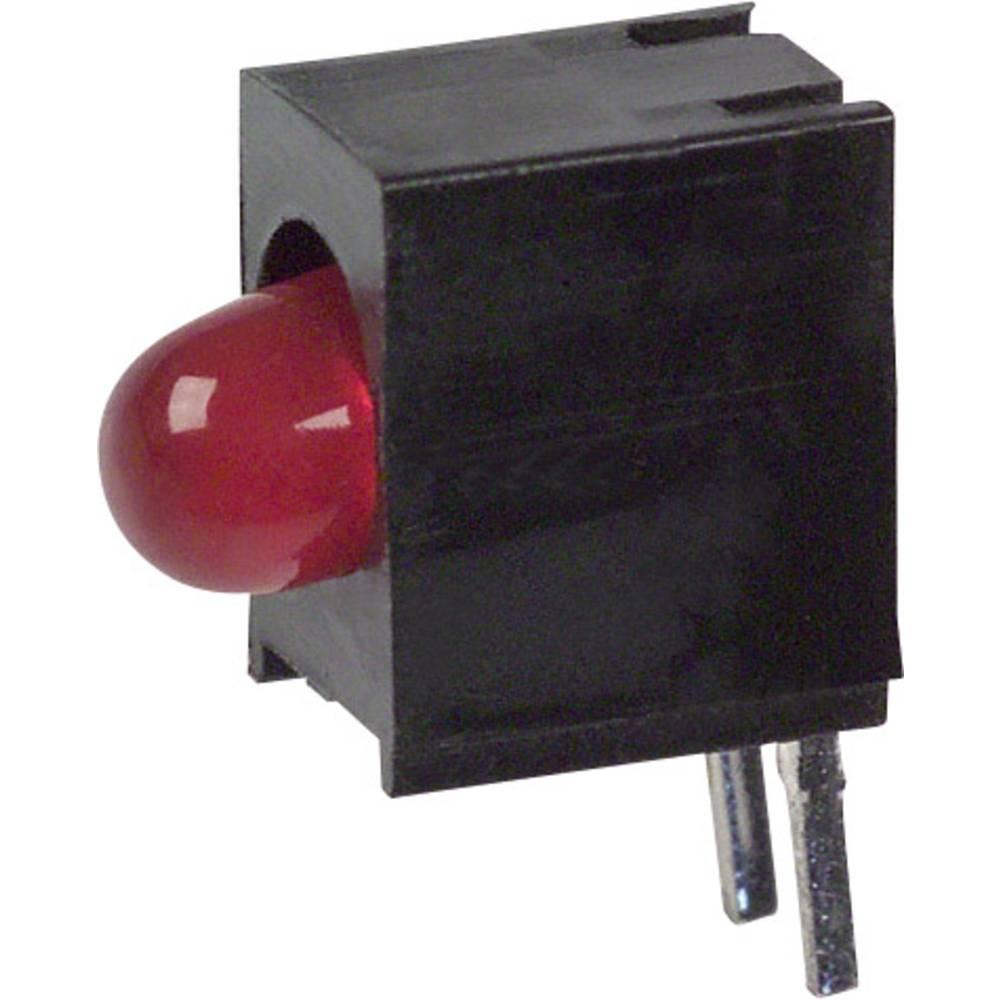 LED-Baustein (value.1317427) LUMEX (L x B x H) 9.51 x 7.76 x 4.03 mm Rød