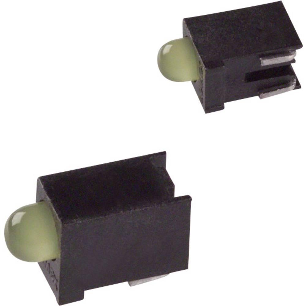 LED-Baustein (value.1317427) LUMEX (L x B x H) 9.3 x 5.5 x 4 mm Gul