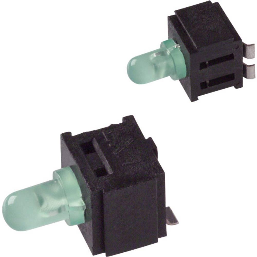 LED-komponent LUMEX (L x B x H) 12 x 6.8 x 6 mm Grøn
