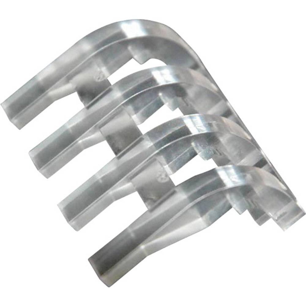 Optična vlakna Dialight 515-1022F primerno za: MicroLED SMT LEDs 1-vrstica/4-krat 3.05 mm x 5.08 mm