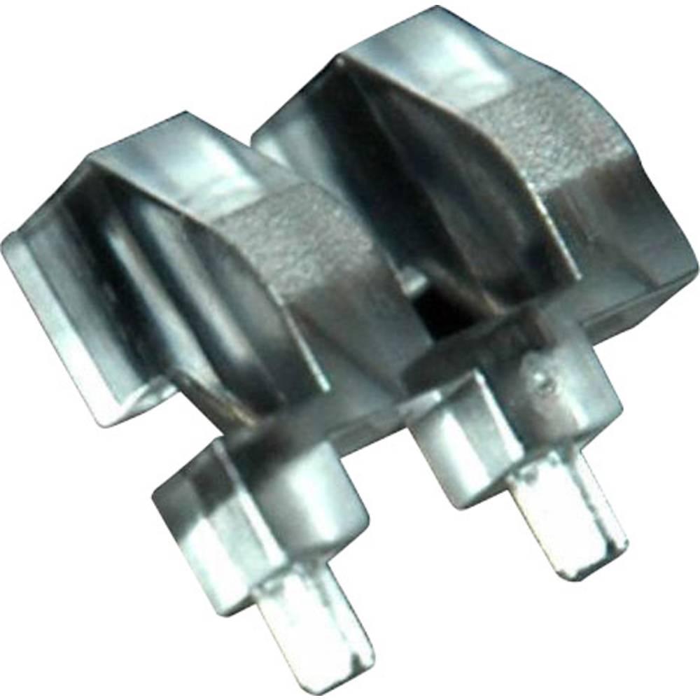 Optična vlakna Dialight 515-1051F primerno za: MicroLED SMT LEDs 1-vrstica/2-krat 2.03 mm x 3.30 mm