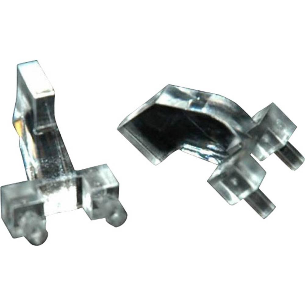 Optična vlakna Dialight 515-1054F primerno za: MicroLED SMT LEDs 1-vrstica/1-krat 3.30 mm x 5.08 mm