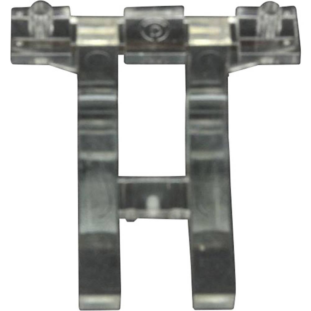 Optična vlakna Dialight 515-1070F primerno za: MicroLED SMT LEDs 1-vrstica/2-krat 3.05 mm x 5.08 mm
