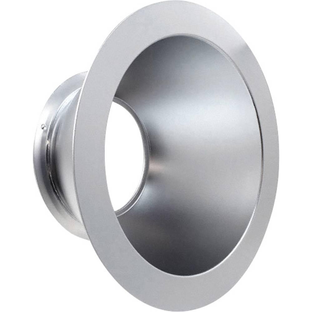 LED-reflektor Frosted Metal (børstet) Til LED: LMH2 LED-moduler CREE LMH020-REFL-0000-0000042