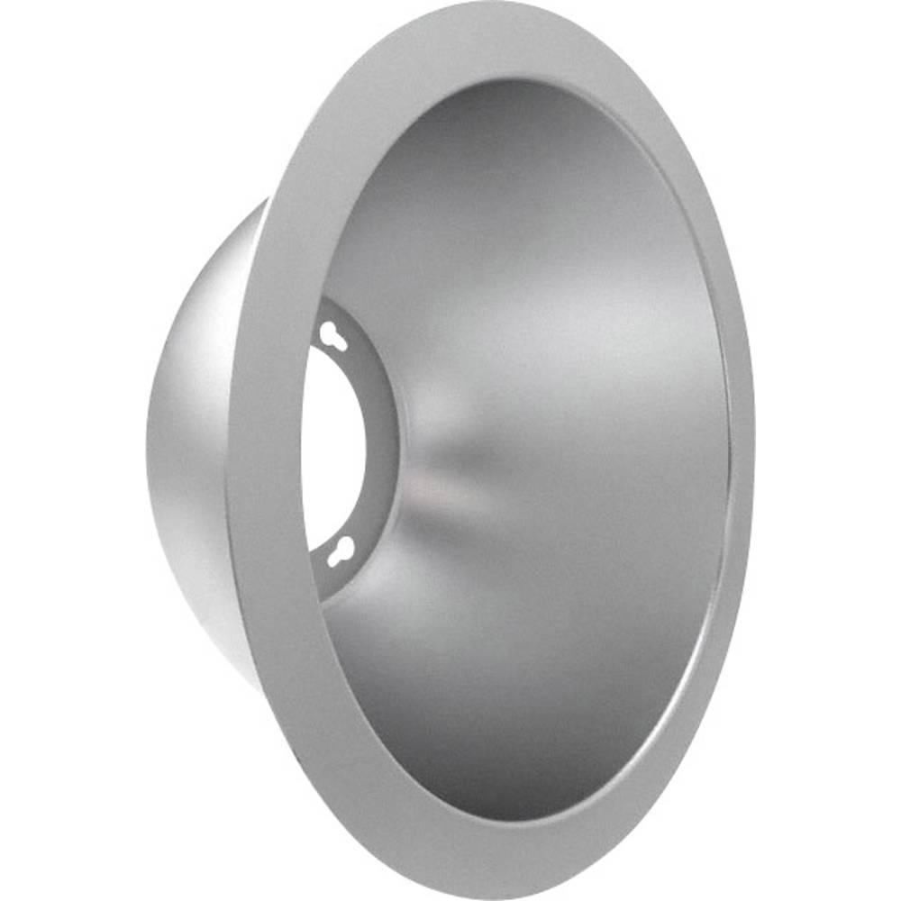 LED-reflektor Frosted Metal (børstet) Til LED: LMH2 LED-moduler CREE LMH020-REFL-0000-0000082