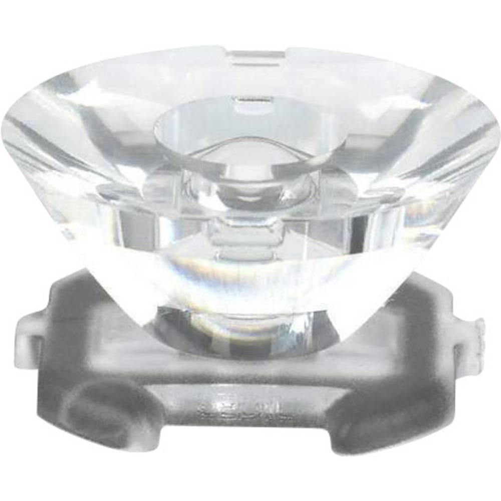 Pokrovček za lečo, prozoren 3 ° za LED: LUXEON K2 LED-serijska Dialight OPK2-1-003