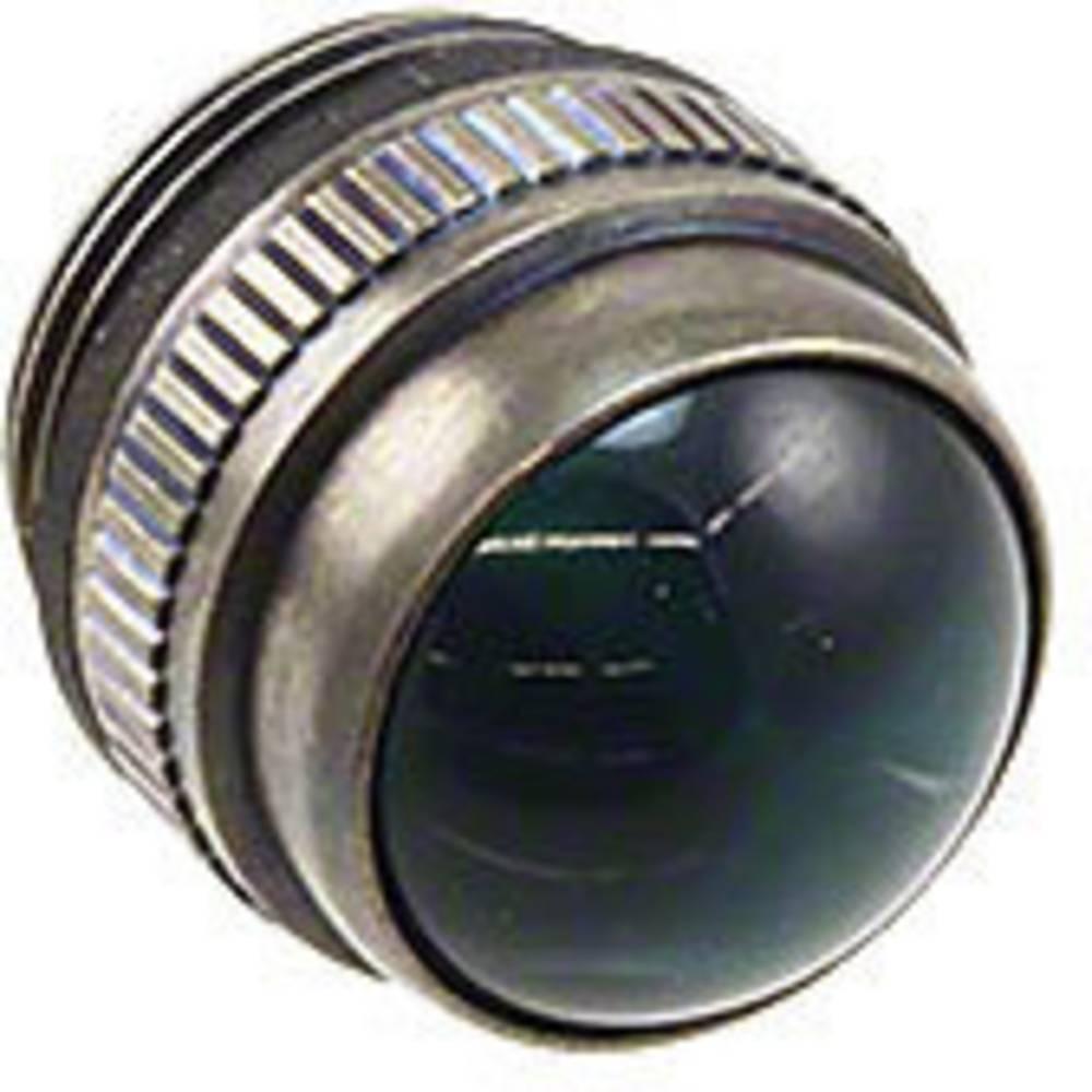 LED pokrovček, zeleni, prozoren Dialight 081-0132-203