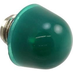 LED pokrovček, zeleni Dialight 128-0972-003