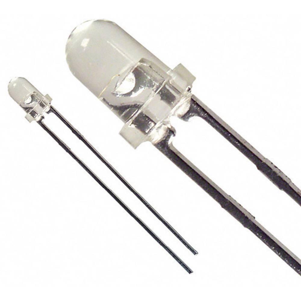 IR oddajnik 940 nm 40 ° 5 mm okrogel, radialno ožičen Lite-On LTE-5208A