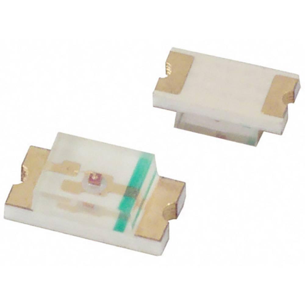 SMD-LED (value.1317393) Lite-On LTST-C150CKT 3216 10 mcd 130 ° Rød