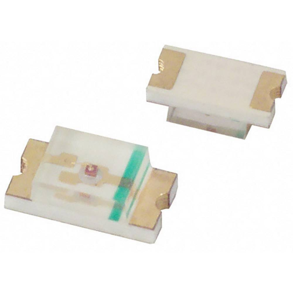 SMD-LED (value.1317393) Lite-On LTST-C150GKT 3216 6 mcd 130 ° Grøn