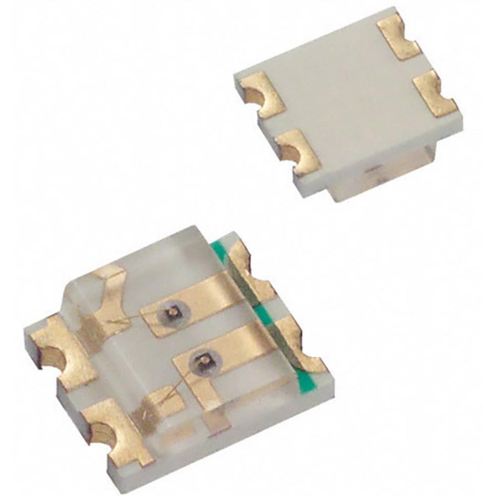 SMD LED Lite-On LTST-C155GYKT 3225 6 mcd, 2.5 mcd 130 ° Grøn, Gul
