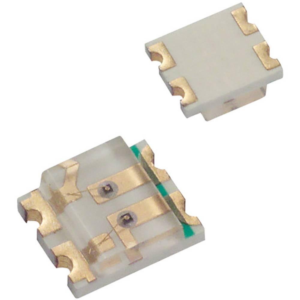 SMD-LED (value.1317393) Lite-On LTST-C155GEKT 3225 7 mcd, 6 mcd 130 ° Grøn, Rød