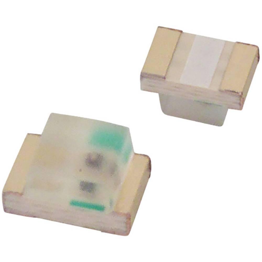 SMD LED Lite-On LTST-C170YKT 2012 6 mcd 130 ° Gul