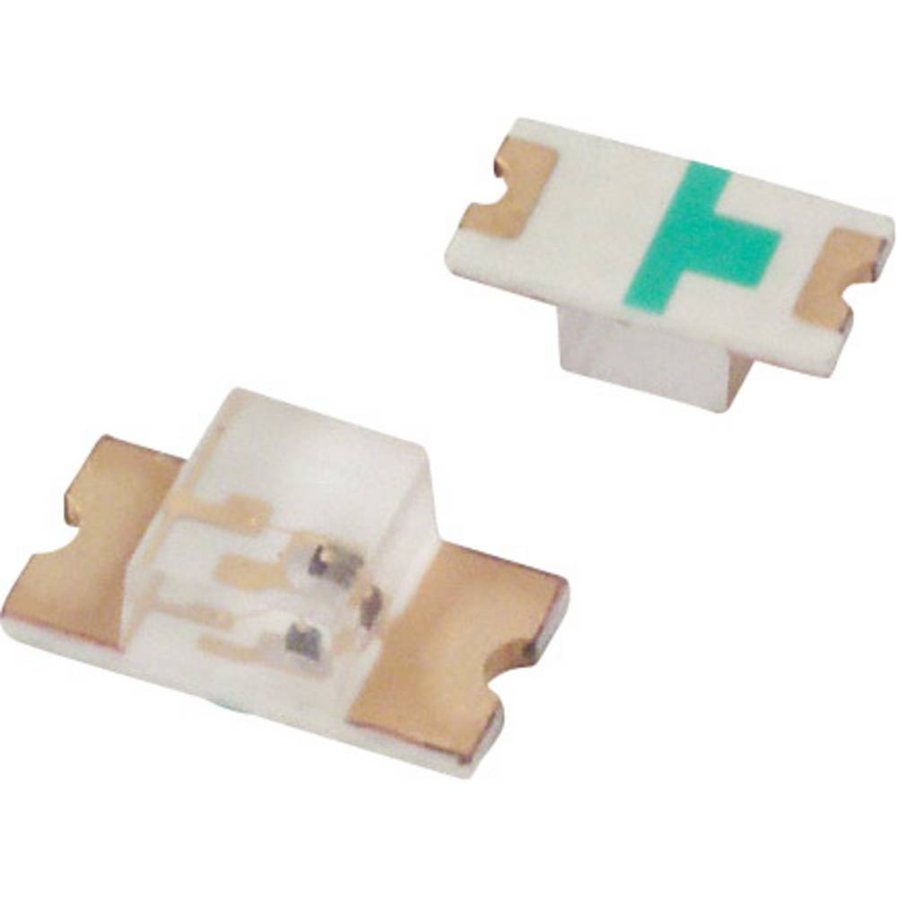 SMD-LED (value.1317393) Lite-On LTST-C230GKT 3216 14 mcd 130 ° Grøn