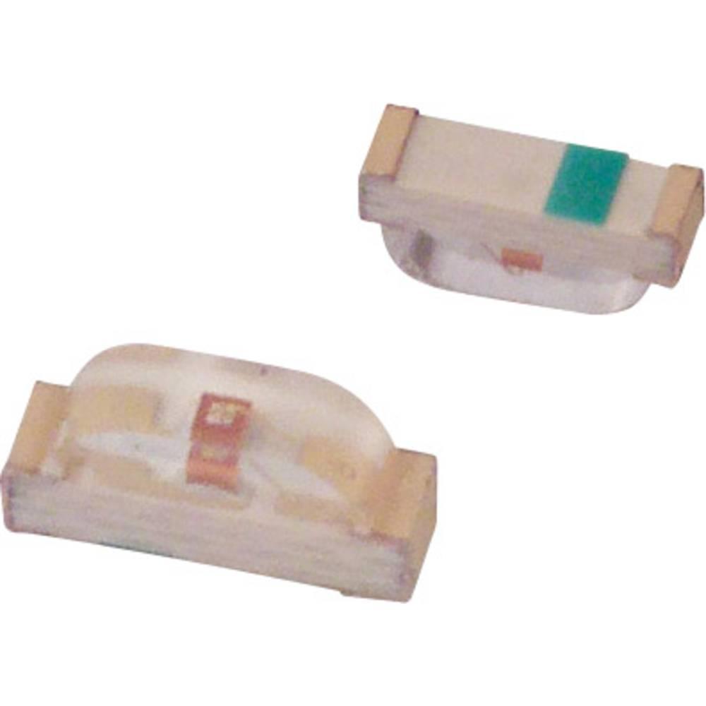 SMD-LED (value.1317393) Lite-On LTST-S220GKT 2012 10 mcd 130 ° Grøn