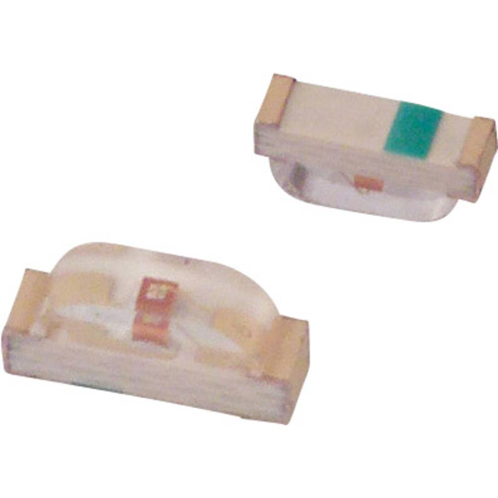 SMD-LED (value.1317393) Lite-On LTST-S220EKT 2012 4 mcd 130 ° Rød