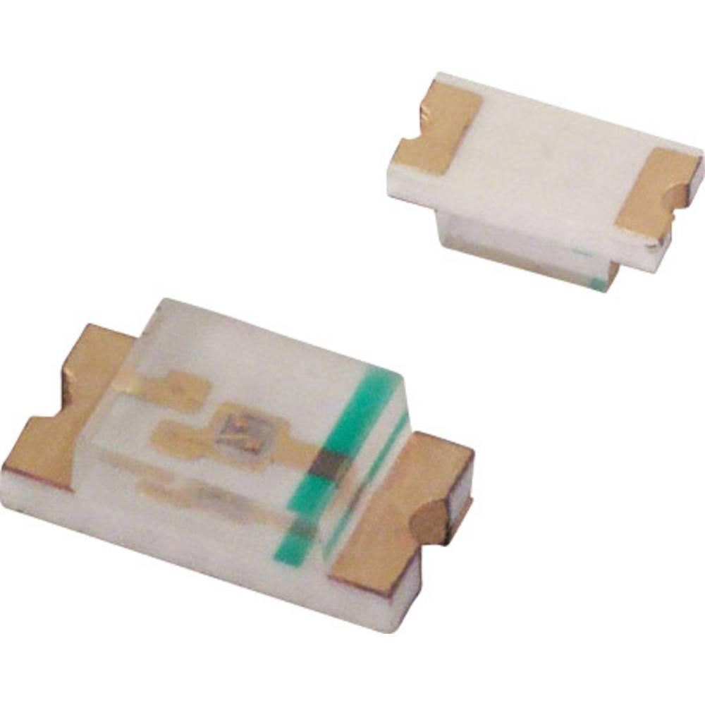 SMD LED Lite-On LTST-C150KSKT 3216 70 mcd 130 ° Gul